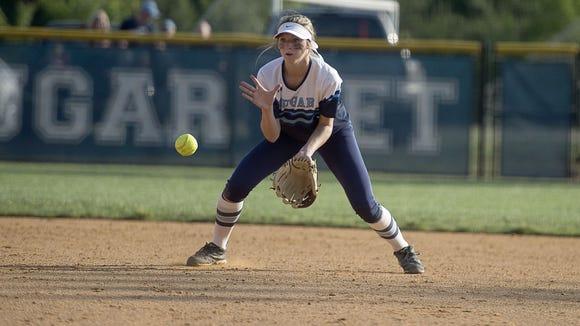 Enka junior Kloyee Anderson has committed to play college softball for Alabama.