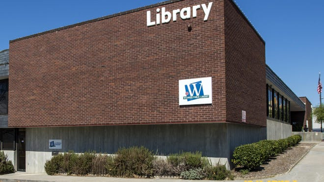 Wicomico Public Library, Downtown Library, main branch, Salisbury, Md.