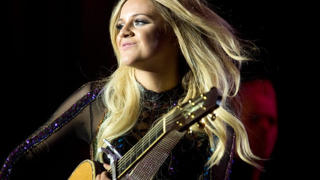 Kelsea Ballerini at the Tennessee Theatre on Friday, November 11, 2016. Morgan Evans opened.