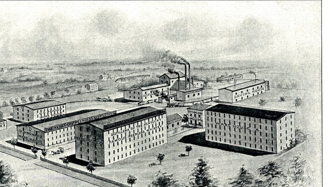 Henderson's Kentucky Peerless Distilling Co. was the state's largest distillery west of the Green River prior to Prohibition. It shut down Sept. 8, 1917, and never operated again. But there were local efforts to institute Prohibition before that.