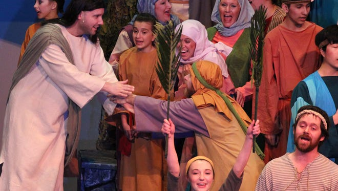 The Northeast Wisconsin Passion Play, running March 17-20 at the Xavier Fine Arts Theatre