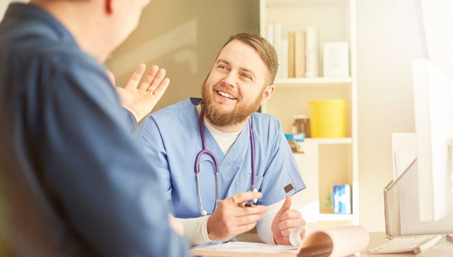 Because they are less likely than women to get regular checkups, men may be missing important messages about cancer screenings.