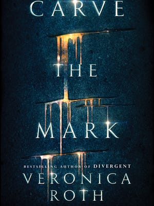 'Carve the Mark' by Veronica Roth