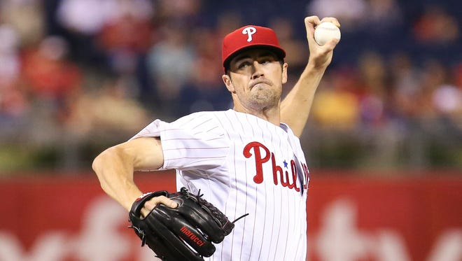 Cole Hamels is owed just $96 million over the next four years.