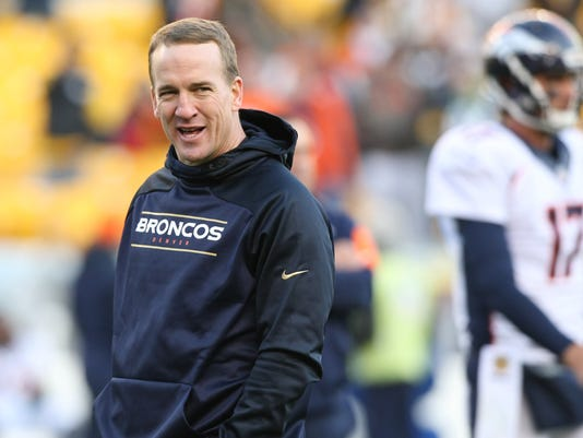 Peyton Manning Embraces Next Step As Broncos Backup