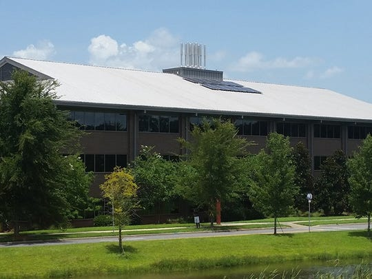 FSU's Center for Advanced Power Systems is located on Levy Avenue in Tallahassee.