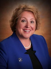 Suzanne Pfister, president and CEO of St. Luke's Health