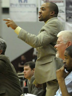 Former Henderson County player and assistant coach Blake Stone will bring his Louisville Doss team to Colonel Gym on Saturday to play Christian County in the Colonel Classic.