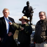Bannon is 'straw man of the hour': Other views