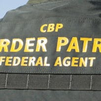 U.S. Customs and Border Protection agents confiscated drugs and heroin near Salton City Saturday. A 21-year-old suspect was arrested.