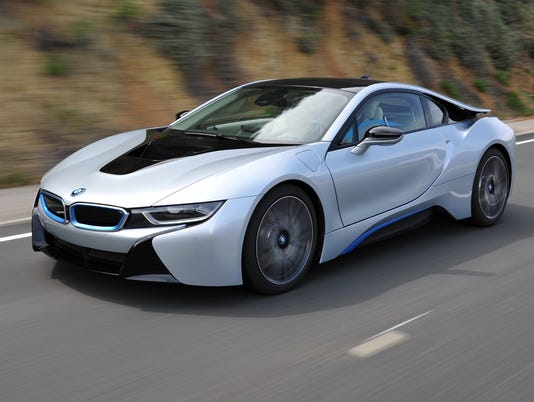 Bmw I8 Points To The Future Of Cars