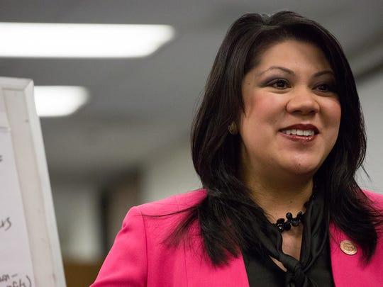 State Sen. Kimberly Yee.