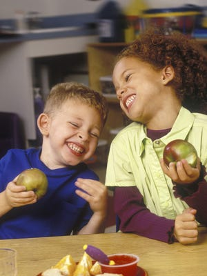 How kids eat has a definite affect on how they can perform in school.