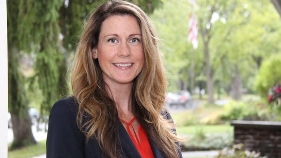 Colleen Deacon, 38, is seeking to Democratic line in the 24th Congressional District that includes all of Wayne County.