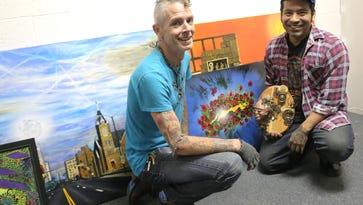 La Luna opens developing art scene to public
