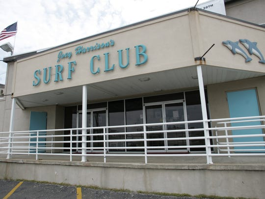 BEFORE SANDY: Joey Harrison's Surf Club in Ortley Beach was a staple on the oceanfront since 1973.