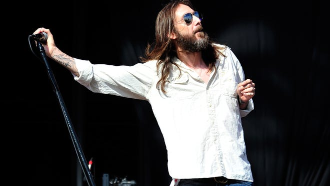 Former Black Crowes frontman Chris Robinson will bring his psychedelic blues/rock act Chris Robinson Brotherhood to the Bromberg Big Noise Music Festival on Saturday.