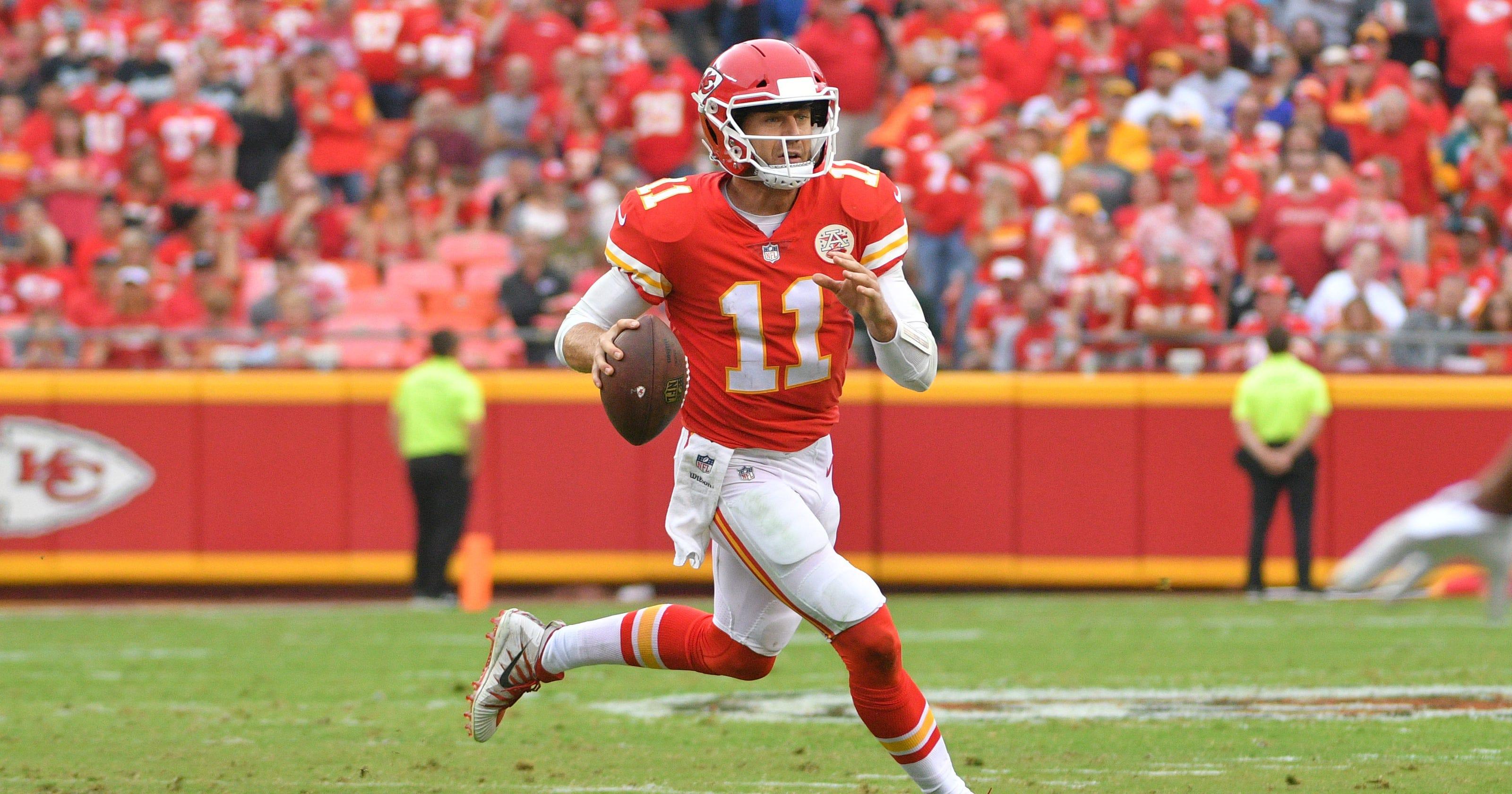 NFL MVP tracker  Kansas City Chiefs QB Alex Smith remains in lead e75193d2b