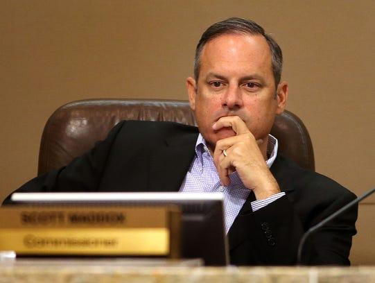 City Commissioner Scott Maddox