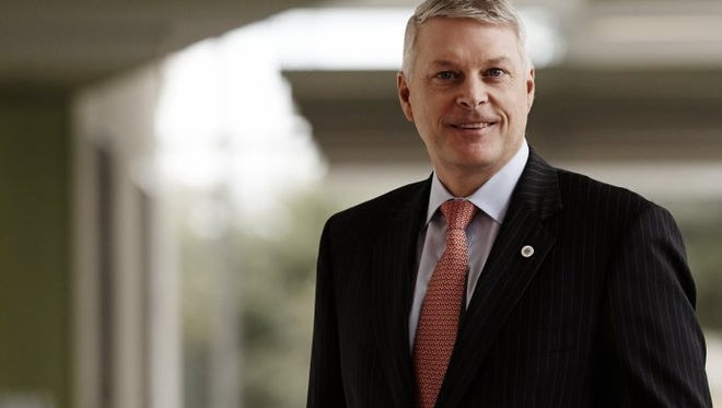 Bruce McDonald, chairman and CEO of Adient Ltd., to be spun off from Johnson Controls International in October