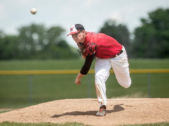 Wapahani lost to Frankton 1-5 at the 2A Sectional championship game on Monday at Frankton Elementary.