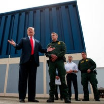 Letters: County should not help Trump build wall