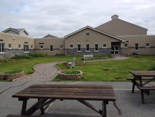 Mazie Gable outdoor classroom