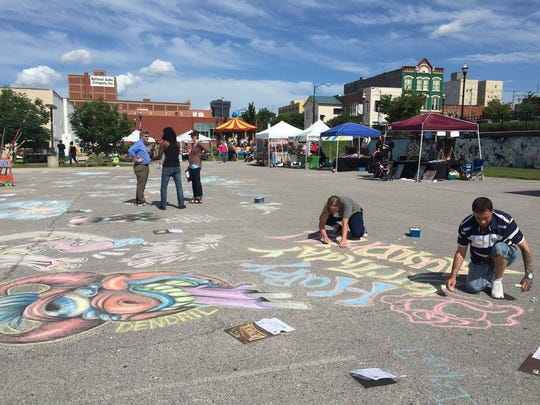 The IdeaXfactory in downtown Springfield hosts a yearly