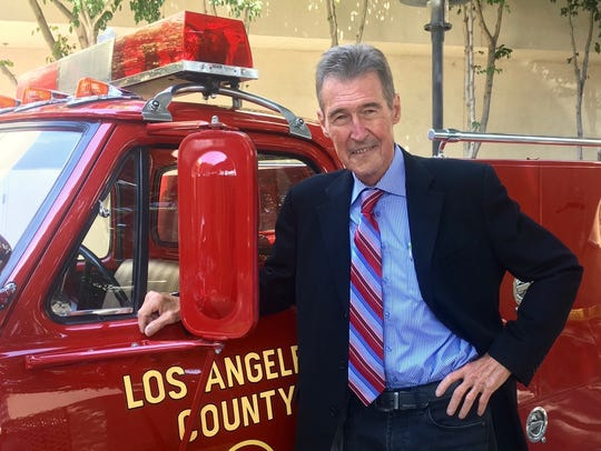"Randolph Mantooth, star of NBC's ""Emergency!"", will"