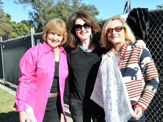0633.  Cheryl Woodring, Robyn DaRosa, Cindy Quinlan