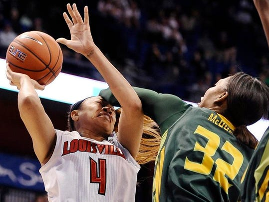 AAC South Florida Louisville Basketball (5)