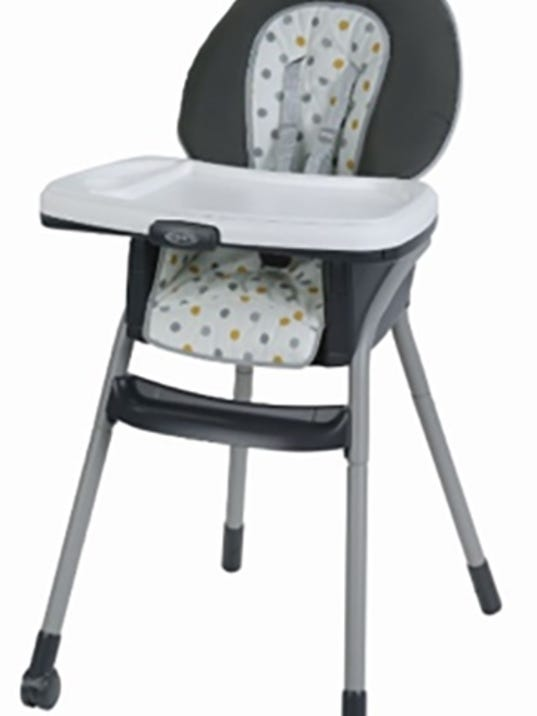 Graco Recalls Table2Table High Chairs From Walmart After 5