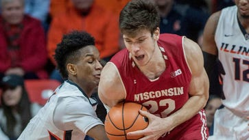 Badgers' Happ presents another tall order for Wolverines