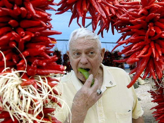 The Hatch Chile Festival is just one of many fests
