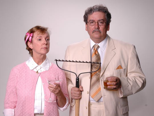"""""""At Wit's End"""" reunites Cathy Dresbach and Ben Tyler,"""