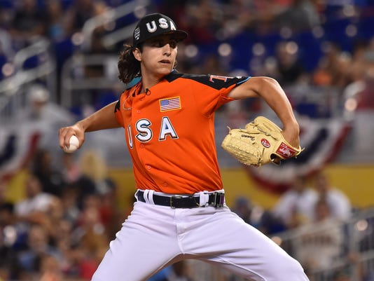 USP MLB: ALL STAR GAME-FUTURES GAME S [ENTER SUPPCAT] USA FL