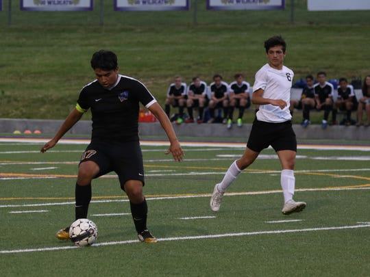 Westview soccer beat McKenzie 1-0 in the District 13 A-AA championship at Bethel University on Thursday.