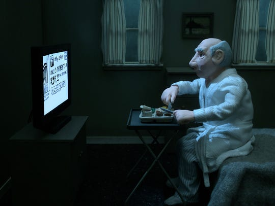 """""""Bartleby"""" is a stop motion animated adaptation of"""