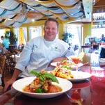 Newly appointed Executive Chef Ryan Milito of Yabba Island Grill in Naples.