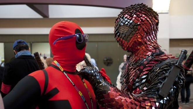 Shuto Con 2018 runs from March 23 through 25 at the Lansing Center and Radisson Hotel.