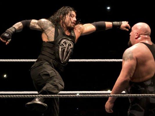 AP INDIA WWE TOUR I ENT IND