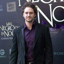 Christopher Uckermann, actor.