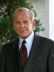 "John Spencer played Leo McGarry on ""West Wing."""