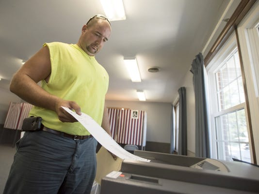 BCS voters decide on bond issue