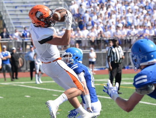 Brother Rice's Colin Gardner was named to the All-League (Central) team.