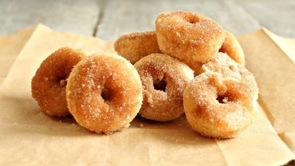 """The new """"Ready, Set, Dough!"""" doughnut cart will be located on the main concourse of the Premier Center."""
