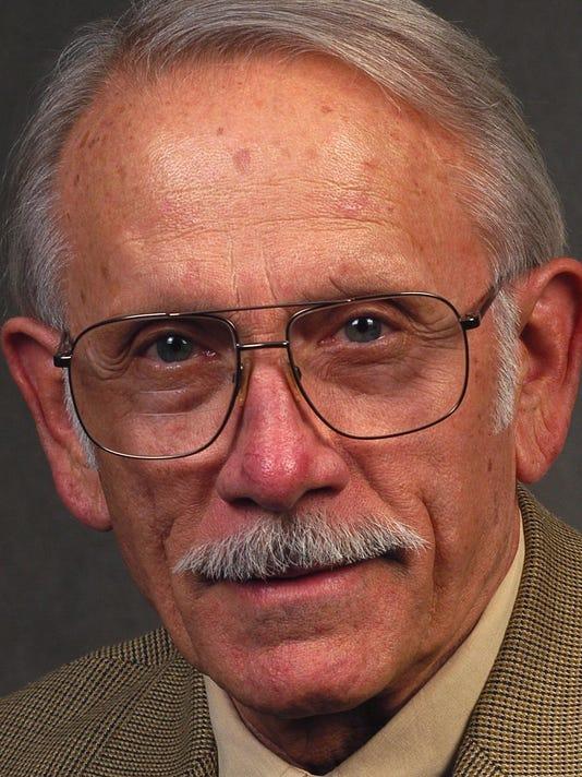 DR. CHARLES HEDRICK
