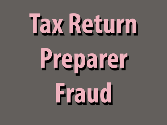 Don't get scammed this tax season.