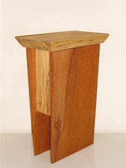 Siskiyou Arts Museum presents wood pieces by artist