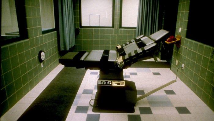 Death row inmate seeks execution delay, says coronavirus endangers Buddhist priest